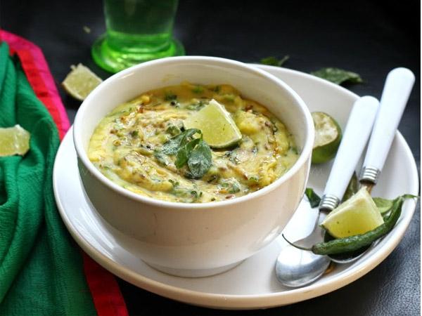 Methi Daal (Fenugreek & Lentils) Recipe