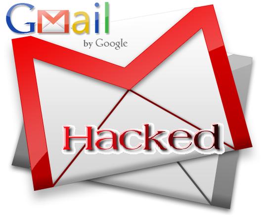 Gmail accounts hacked