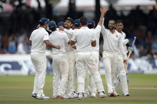 India Lord's