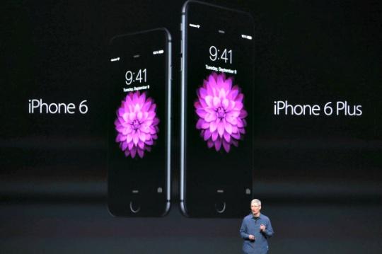 Apple iPhone 6, 6 Plus