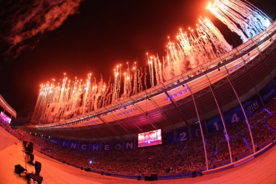 Asian Games 2014 Opening Ceremony