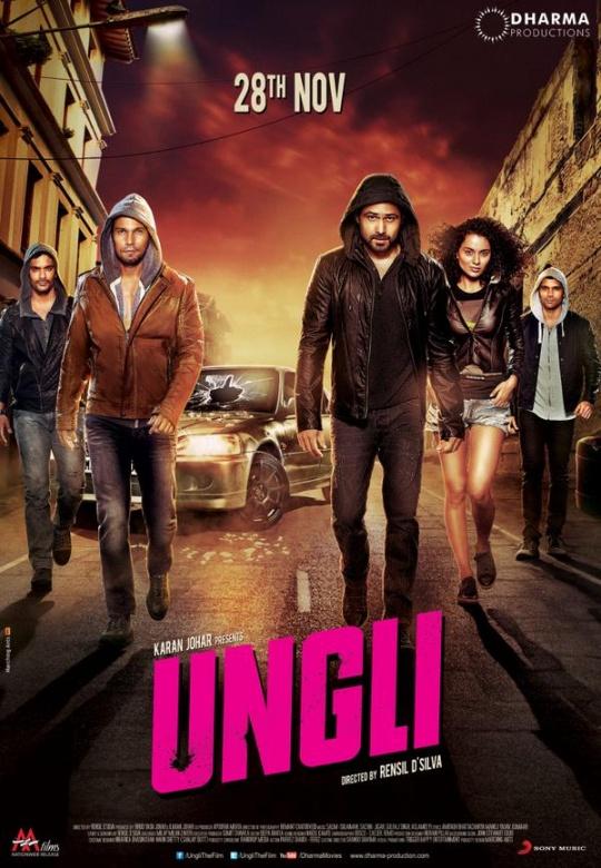 Ungli poster