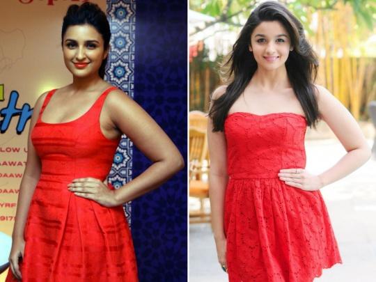 Parineeti Chopra vs Alia Bhatt