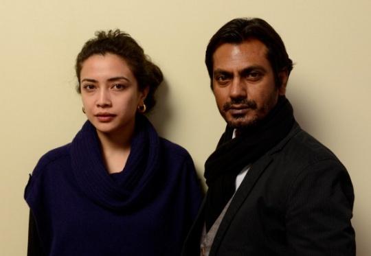 Geetanjali Thapa and Nawazuddin Siddiqui