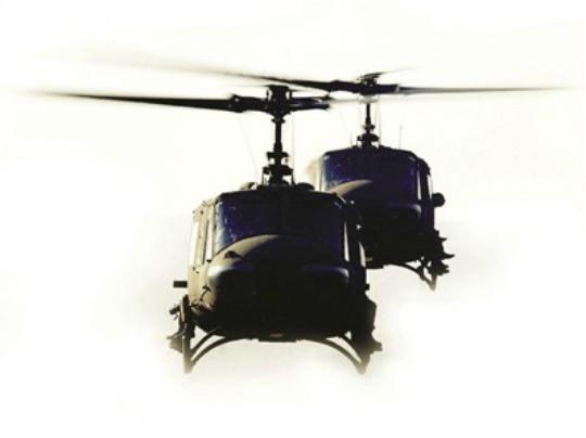 US Helicopter Crashes in Gulf of Aden