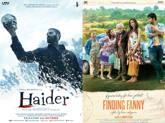 Haider, Finding Fanny