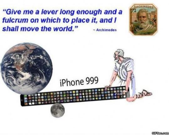iPhone 6 Troll