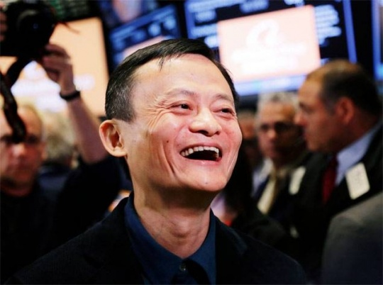 Alibaba's Jack Ma is Second Richest Asian