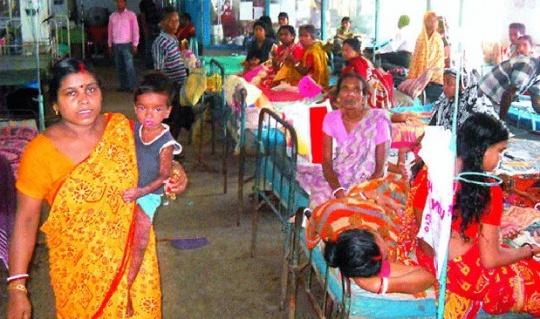 Twelve Babies Die in Malda Hospital