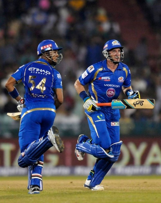 CLT20: Mumbai Indians Knocked Out
