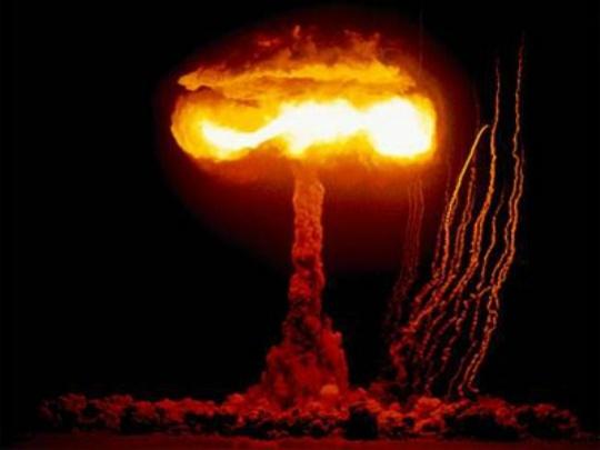 Nuclear-Arms