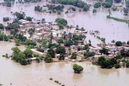 Pakistan Floods: 200 Killed in 4 Days