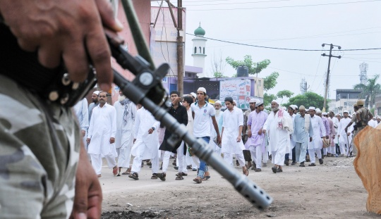 Riots in Saharanpur