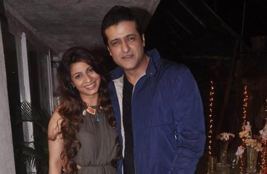 Armaan Kohli and Tanishaa Mukerji