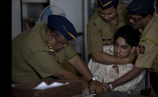 Police torture India