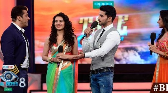 Sukirti and Gautam Bigg Boss