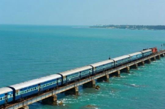 Gorakhpur-Muzaffarpur passenger train