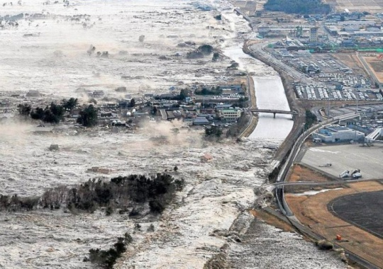Tsunami Could 'Wipe Out' Pakistan's Largest City