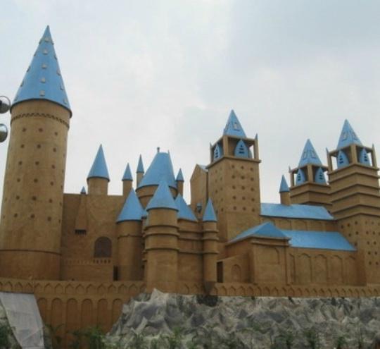 Harry Potter pandal