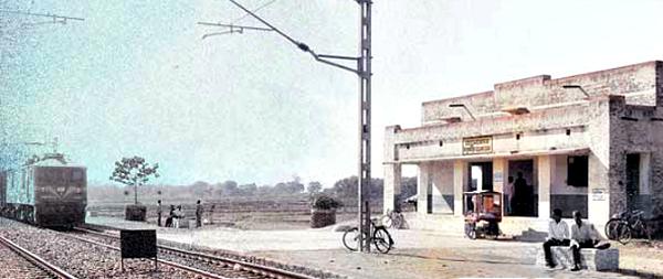 Purulia station