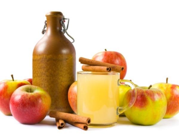 Low Calorie Drink: Apple Cinnamon Soya Shake