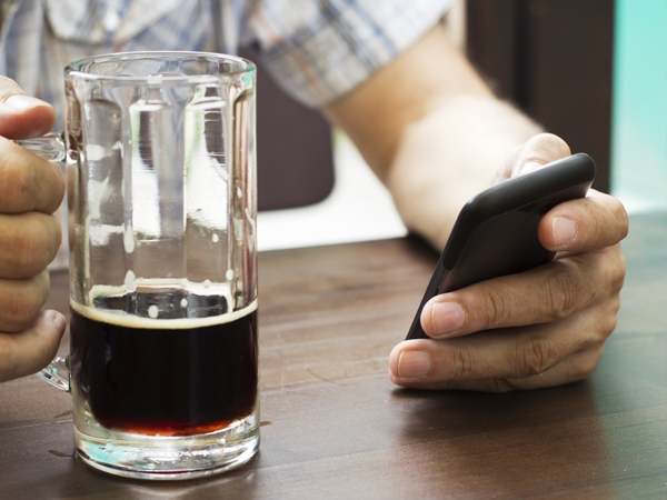 App To Help Alcoholics Fight The Urge To Drink