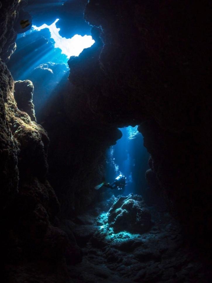 Devil's Eye Cave
