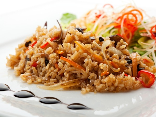 Weight Loss Recipe: Brown Rice (Parsi Style)