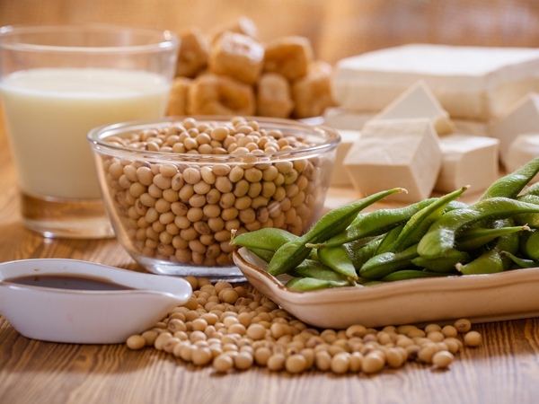 Soy Foods Help Lower Breast Cancer Recurrence