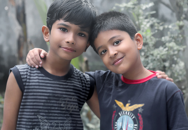 Two indian boys