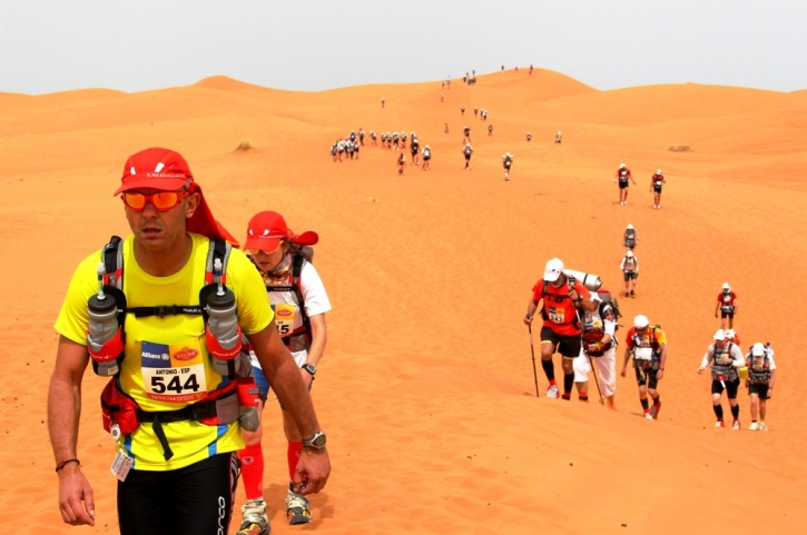 Marathon de Sable
