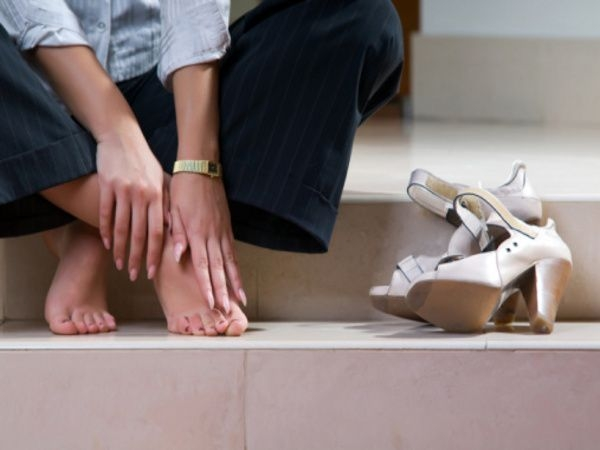 How To Relieve Pain In The Ball Of The Foot