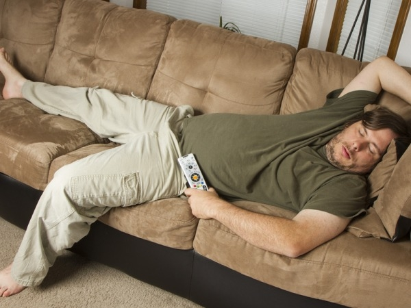 Sleeping In The Wrong Position Could Be Giving You Back Pain