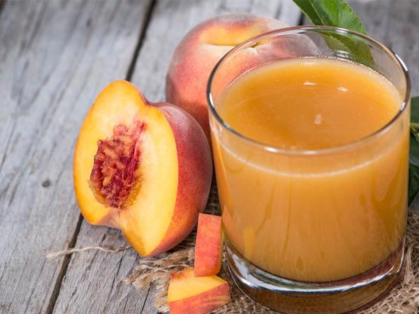 Healthy Diabetic Recipe: Mock Peach Slush