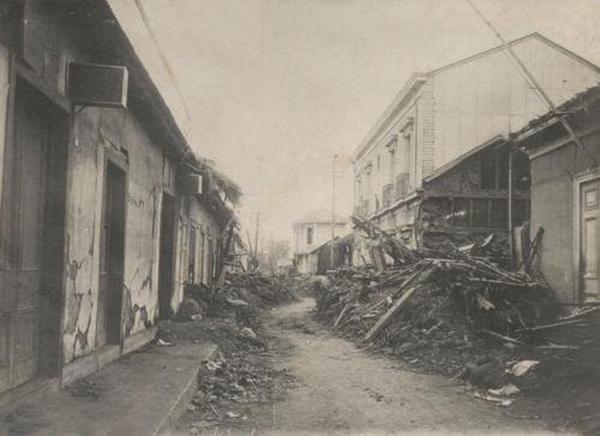 1922 Chile earthquake