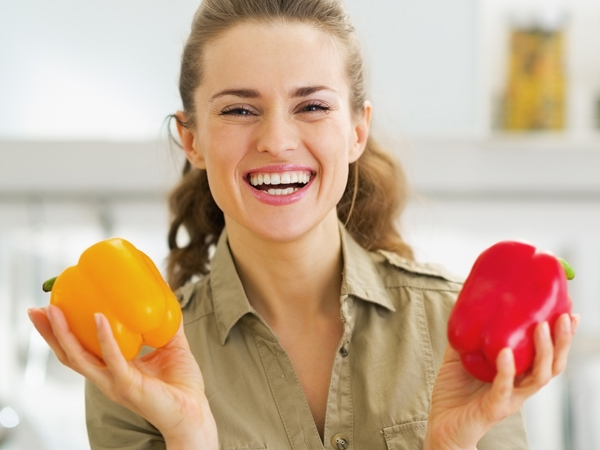 You Won't Believe These Health Benefits Of Capsicum
