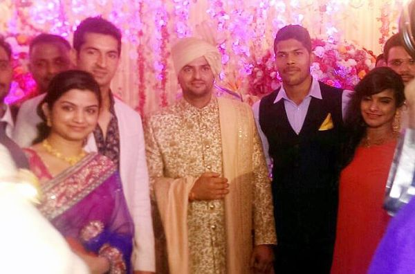 raina wedding