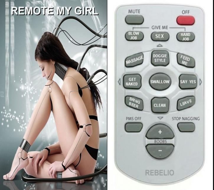 Remote my girl