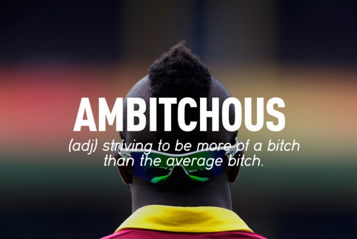 Brilliant words