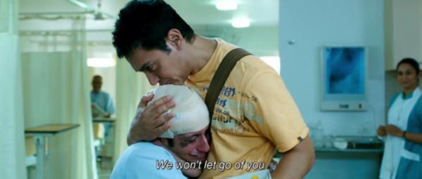 Aamir khan in 3 idiots