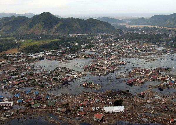 Indonesia 2004 Tsunami
