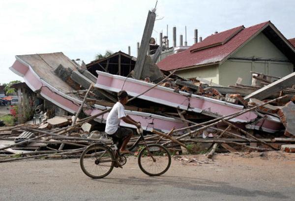 Sumatra 2007 earthquake