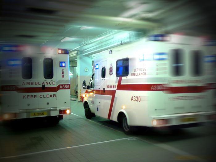 after death ambulance