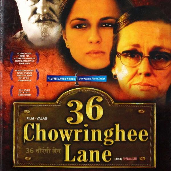36 Chowringhee lan