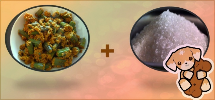 bhindi sugar