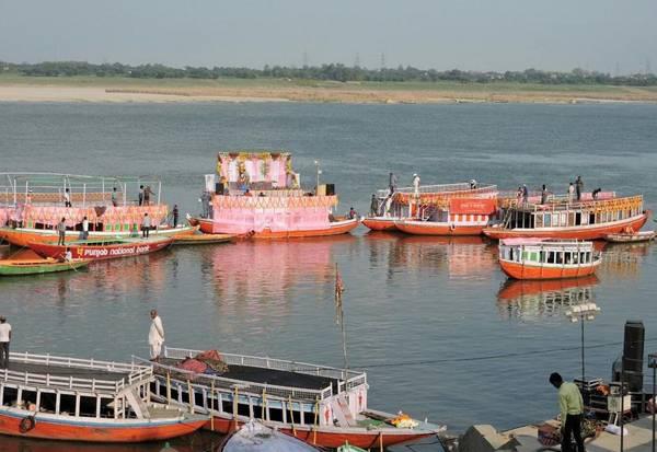 Banaras view