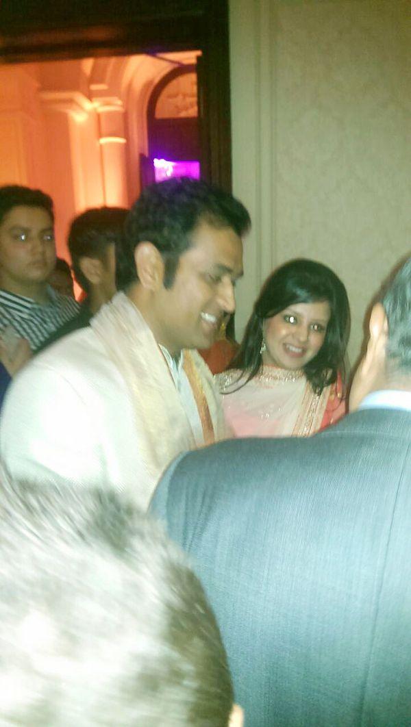 dhoni raina wedding