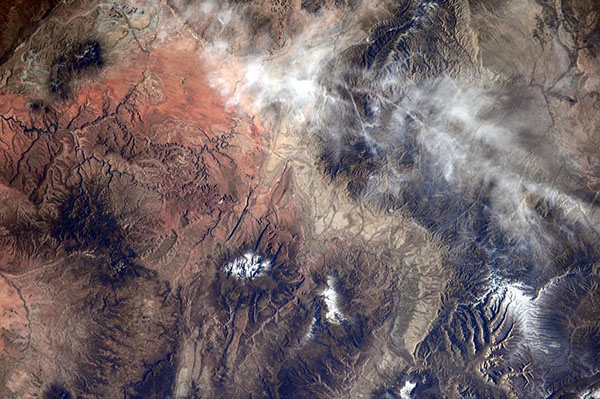 NASA #noplacelikehome earth day images