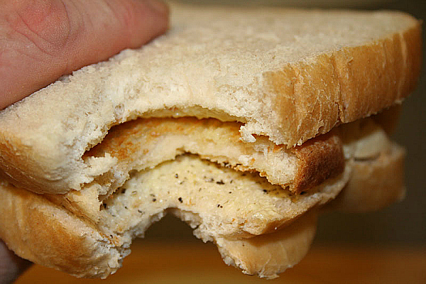 toast snack