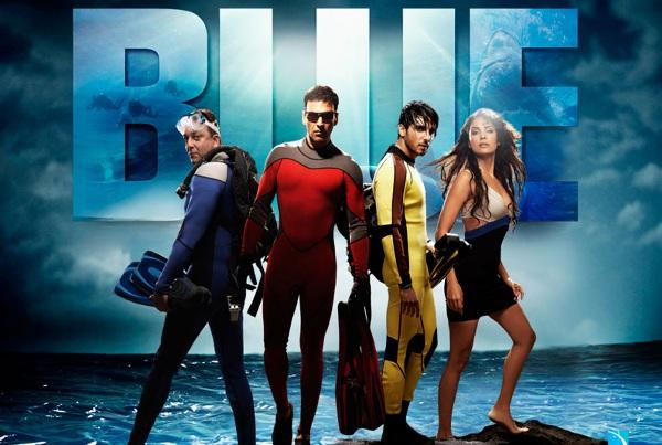 Blue movie